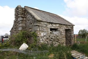 stone cottage from ireland houses