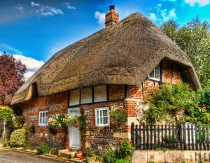 types of houses thratched cottage