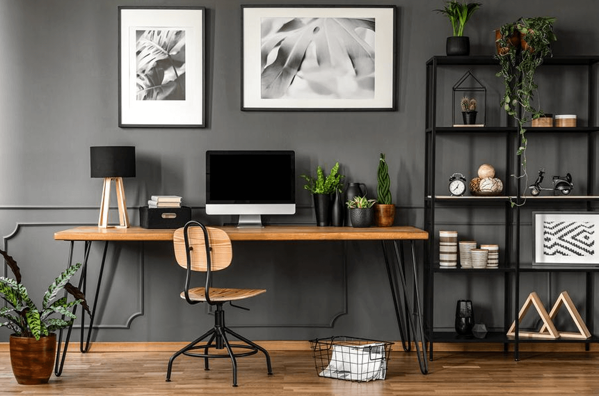 home office setting up tips