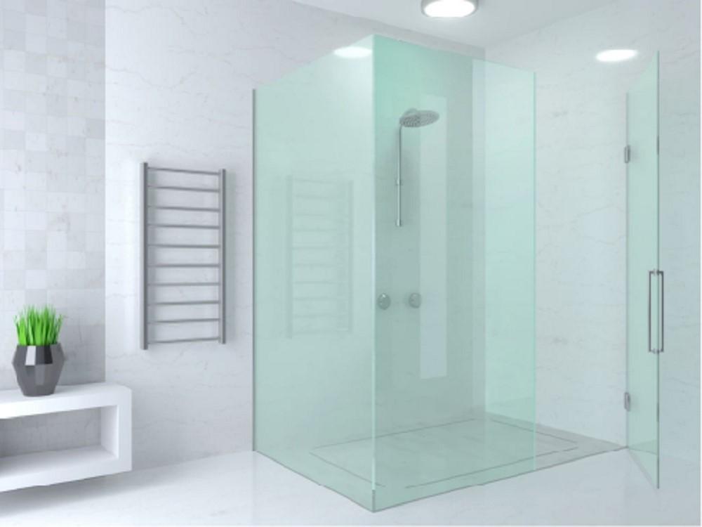 glass shower ideas