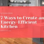 KITCHEN APPLIANCES EFFICIENCY