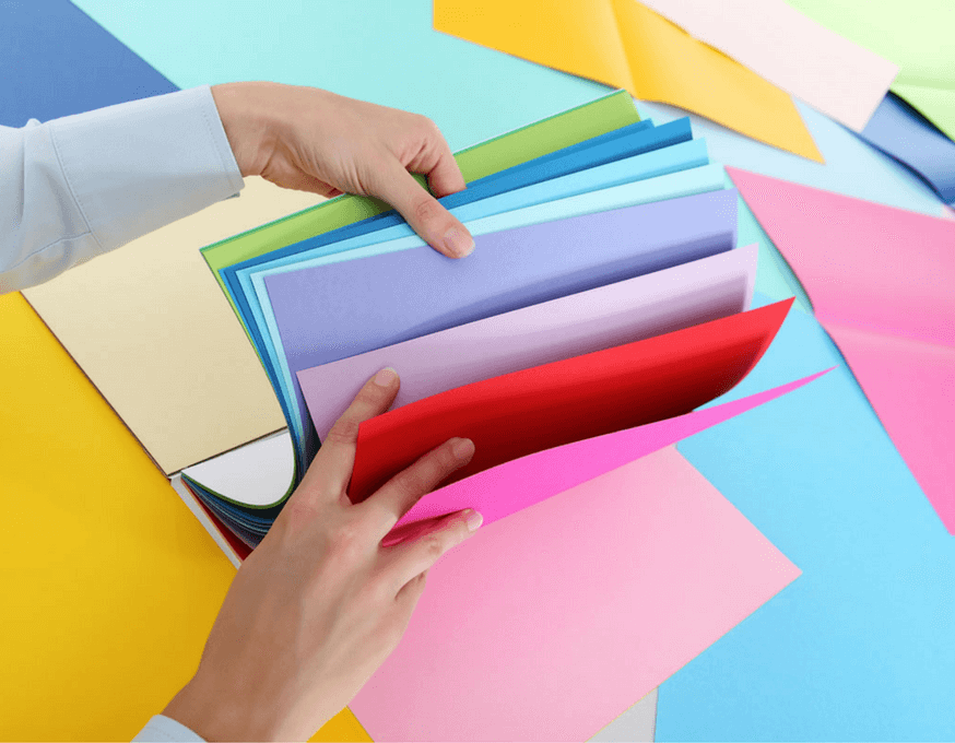cardstock paper tips