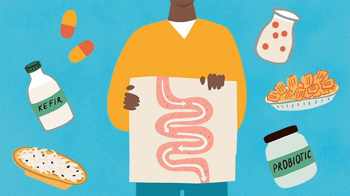 woman digestive health