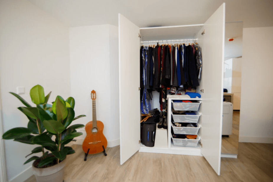 tips for more space